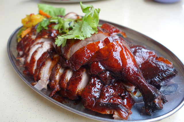 Roast Duck at Siang Yuen Traditional Roasts
