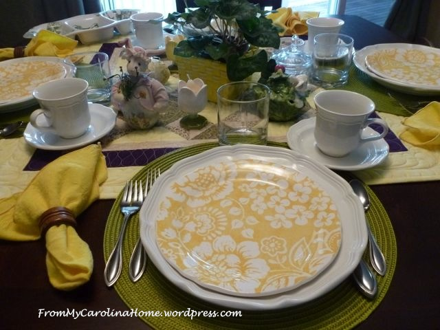 Easter Tablescape - 15