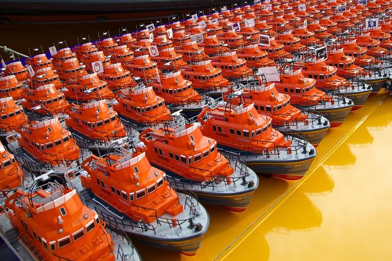 RNLI 2015 Fleet