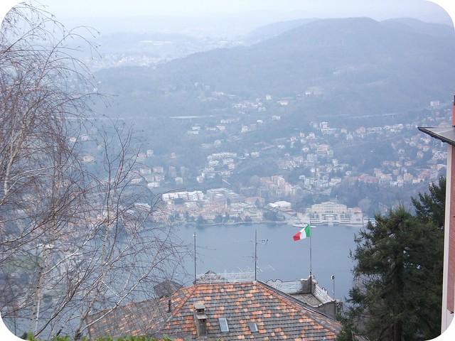 Como Funicular View