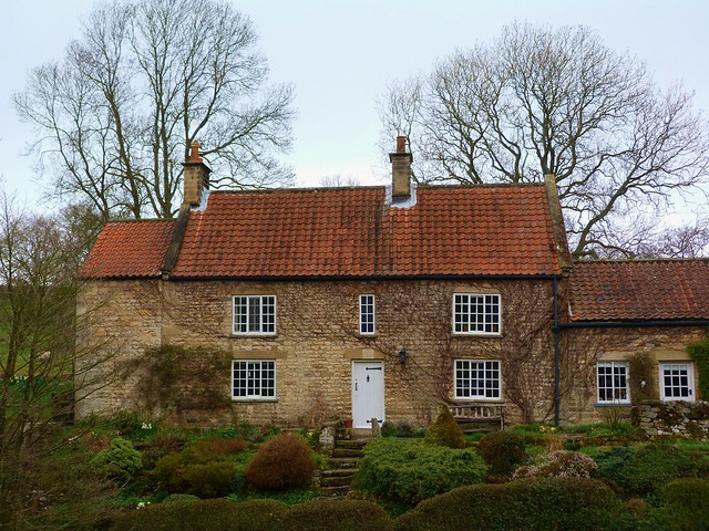 Casa de Hutton-le-Hole (Yorkshire, Inglaterra)