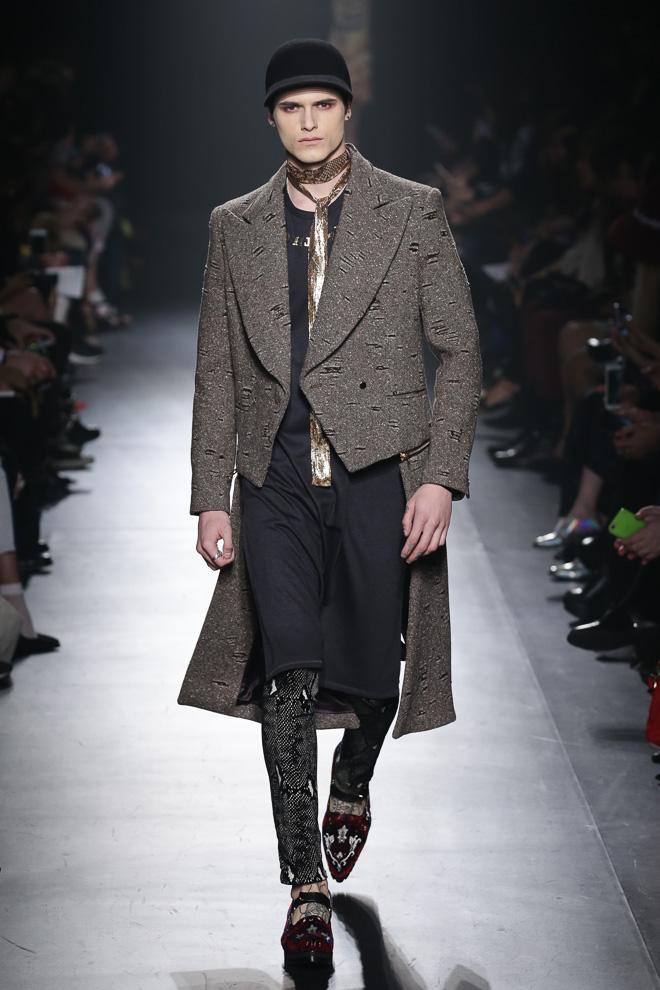 FW15 Tokyo DRESSCAMP134_Arthur Daniyarov(fashionsnap.com)