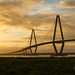 Arthur Ravenel Jr. Bridge - Charleston, South Carolina by Andrea Garza ~ AKA zerohdog