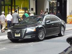 automobile, automotive exterior, audi, executive car, family car, wheel, vehicle, mid-size car, audi s8, audi a8, sedan, land vehicle, luxury vehicle,