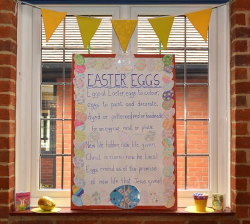 Easter windows