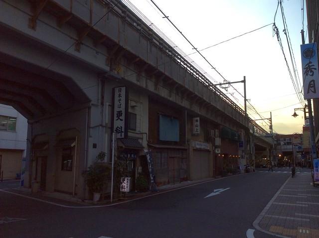 浅草橋駅高架下建築 (8)