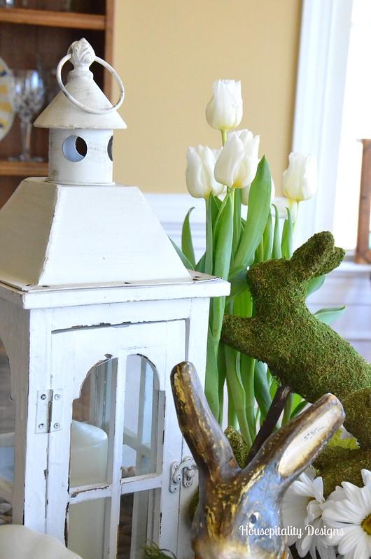 Spring Basket Centerpiece-Housepitality Designs