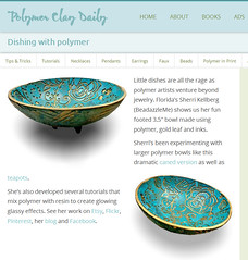 Polymer Clay Daily
