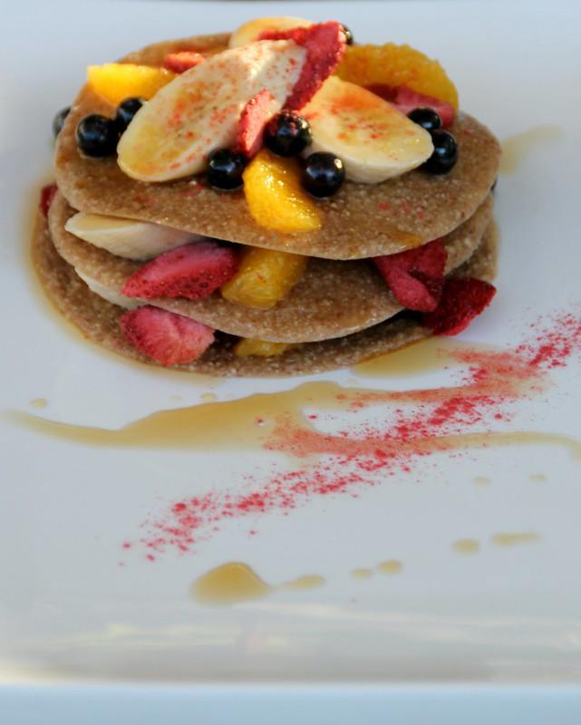 Sweet Maple Pancakes 1