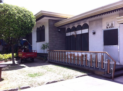 Commercial Lot for Sale Angeles City Marisol with House Ref# 0000755