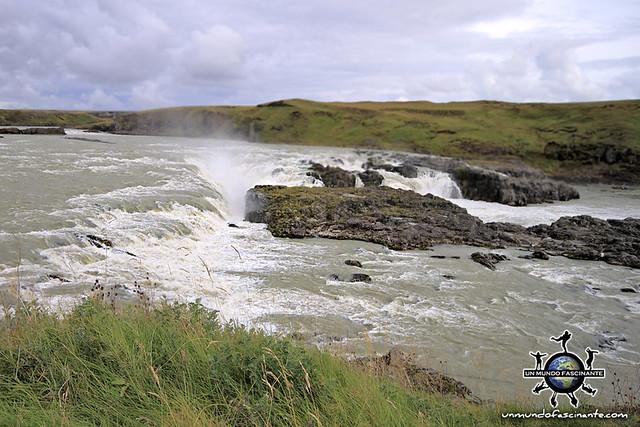 ISLANDIA- Urridafoss, Urriðafoss