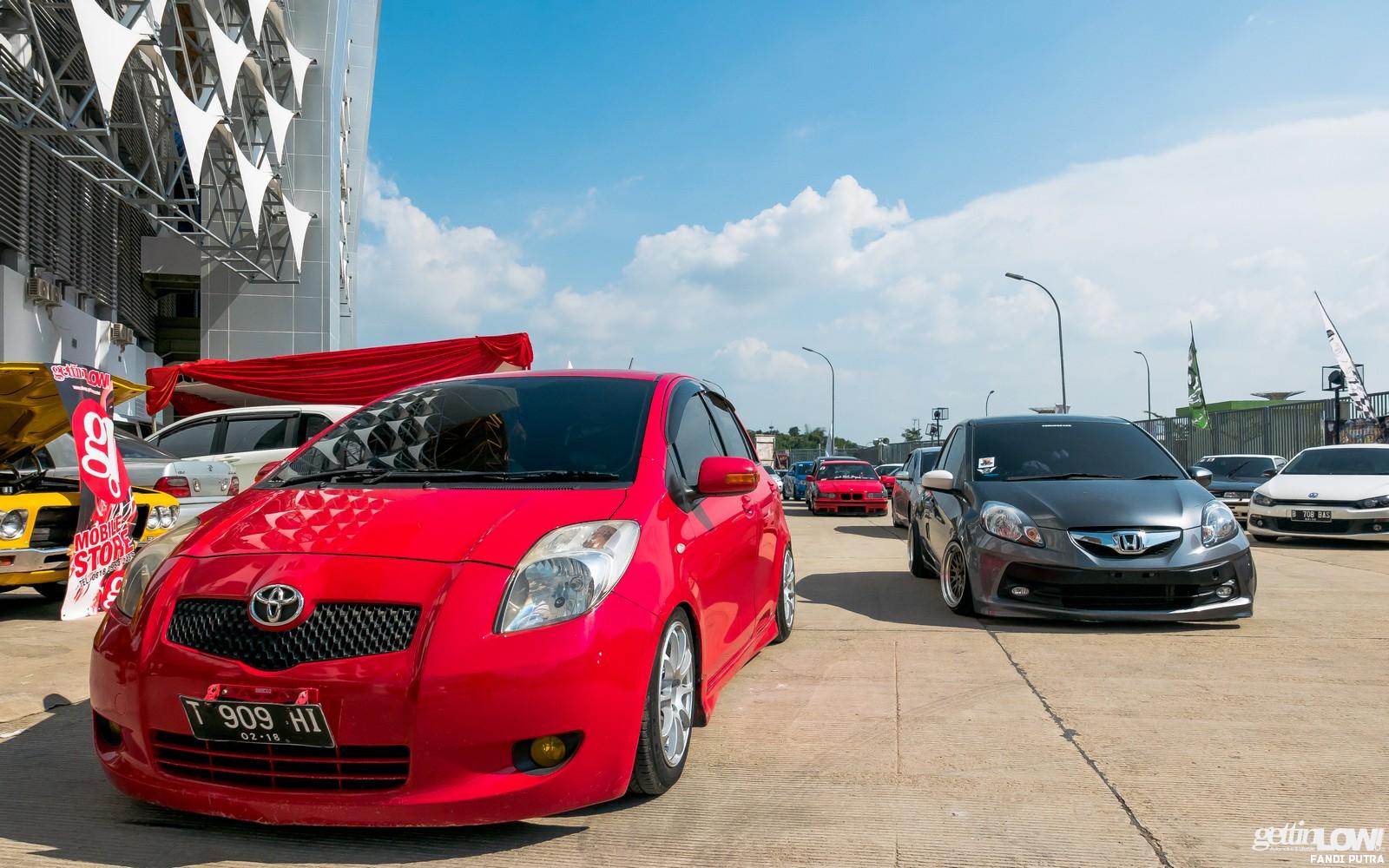 Rally Wisata Let's Go to Kab Bekasi 2016