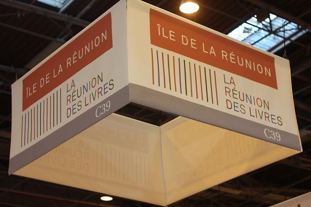 Île de la Réunion - Salon du Livre de Paris 2015