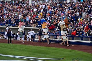 Giants Spring Training, Maryville Baseball Park 3-2015