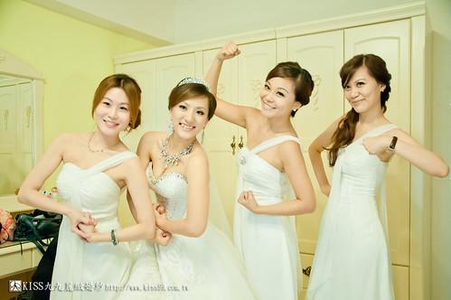【高雄婚禮攝影推薦】婚禮婚宴全記錄:kiss99婚紗公司,網友都推薦的結婚幸福推手! (17)