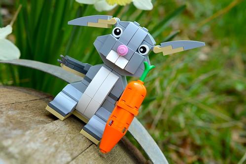 LEGO bunny!