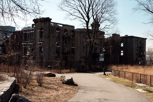 Roosvelt Island: antico ospedale per le infezioni