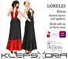 Klepsydra - Lorelei Dress - AD