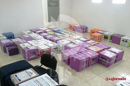 Intensifica INE labores de Fiscalización en San Luis Potosí