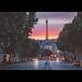 A Parisian evening by emeric_