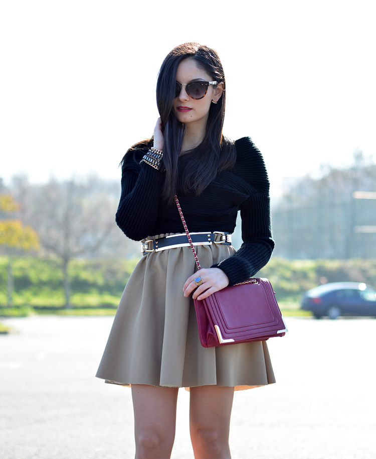 Zara_ootd_camel_chicwish_outfit_burdeos_boots_botines_06