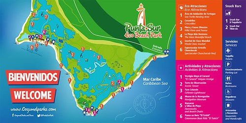 Punta Sur - Cozumel