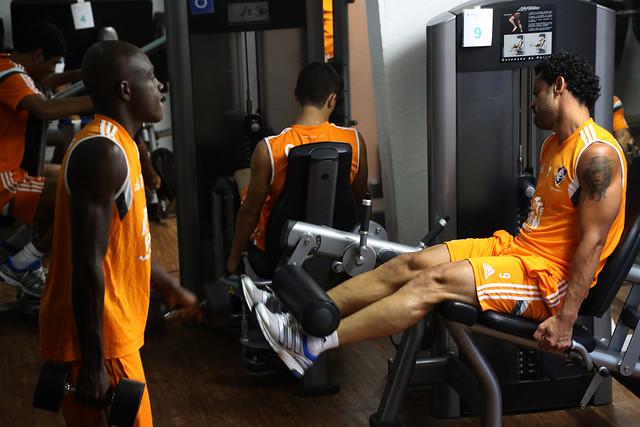 Fluminense: Depois de três dias de descanso, elenco tricolor retorna aos treinos