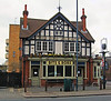 The Former Old Anchor Pub, Twickenham - London.