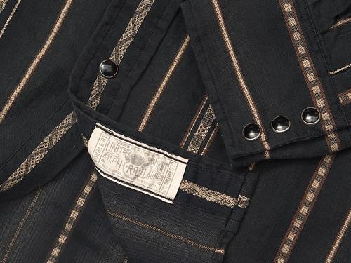 RRL / Serape-Striped Western Shirt