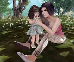 Presley and I ♥