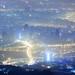 聖域 Lighting City ~ Aerial  Night  View of  Taipei city @ The Tough guy Ridge  觀音山硬漢嶺~