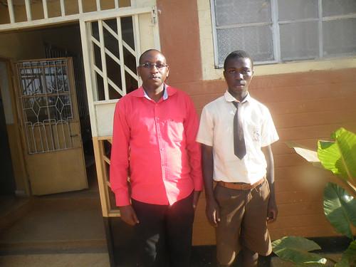 Teacher Joe meets Phaustino