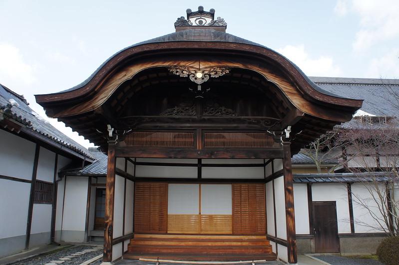 玄関/妙覚寺(Myokaku-ji Temple)