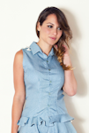 Camisa Ariana | Bluedale