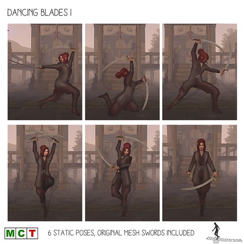 Dancing Blades 1
