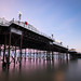Pink sunset at Brighton Pier. by a.canvas.of.light