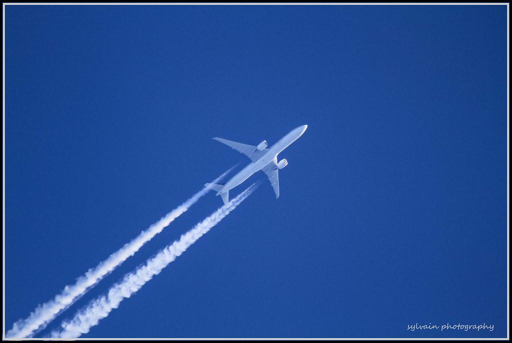 HZ-AK24 - B77W - Saudi Arabian Airlines