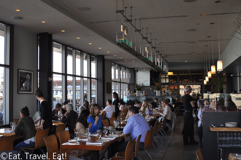The Slanted Door- San Francisco (Ferry Building Marketplace), CA: Interior