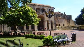 Dominican-Republic - Santo Domingo: Catedral de Santa Maria la Menor