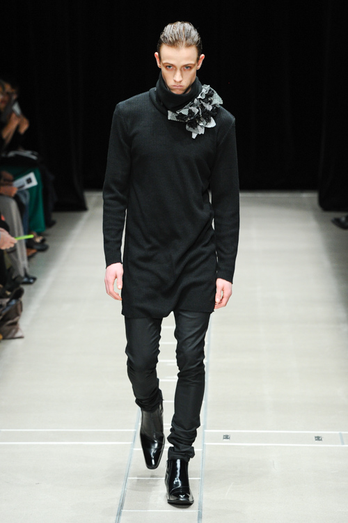 FW15 Tokyo Noir Fr001_Andreas Lindquist(Fashion Press)