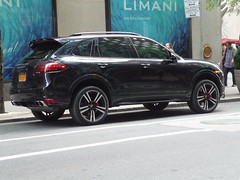 infiniti qx70(0.0), automobile(1.0), automotive exterior(1.0), sport utility vehicle(1.0), executive car(1.0), wheel(1.0), vehicle(1.0), porsche(1.0), compact sport utility vehicle(1.0), rim(1.0), bumper(1.0), land vehicle(1.0), luxury vehicle(1.0), porsche cayenne(1.0),