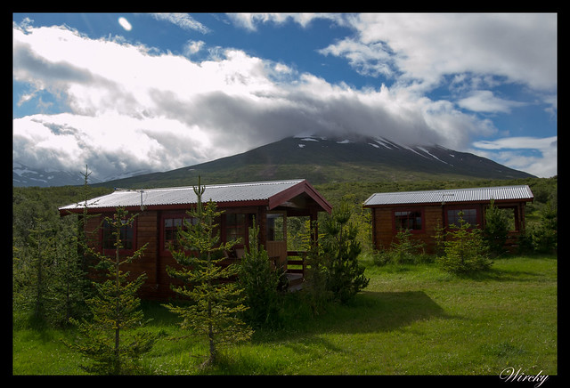 Cabaña este Islandia