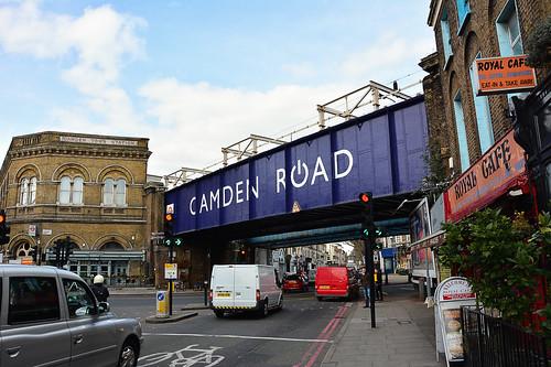 Camden Road Station