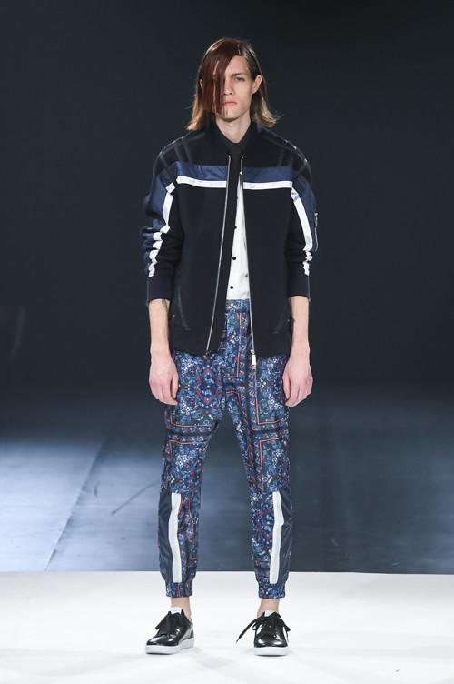 Marcel Castenmiller3370_FW15 Tokyo yoshio kubo(Fashion Press)