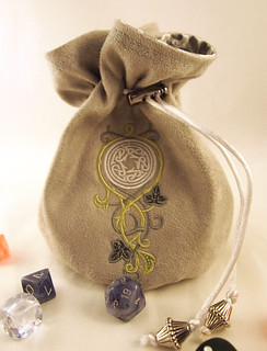 Elven Knotwork Bag