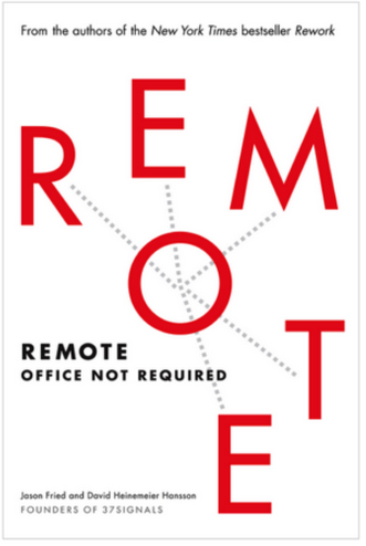 Australian advice prompted by the US book 'Remote' - Remote: Office Not Required