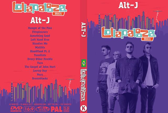 Alt-J - Lollapalooza Brasil 2015