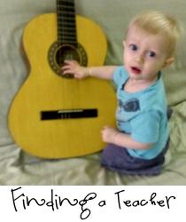 Finding a teacher