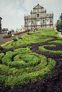 Ruínas de São Paulo, Macao | Roland Krinner