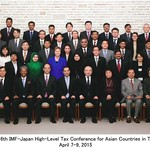 Group Photo_6th_IMF-Japan_High-Level_Tax_Conference